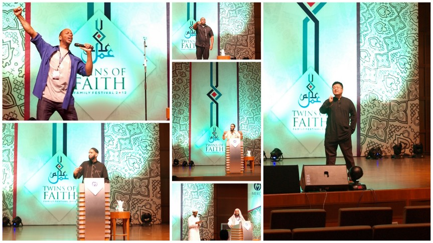 Twins of Faith 2012 – For the Love of God